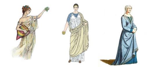Масажът в Древна Гърция, Рим и Средновековна Европа