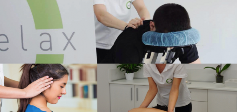 Какъв масаж е най-подходящ за Вашия офис?